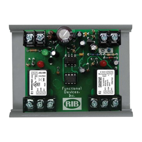 RIB RIBMN24C Panel Relay 2.75 15Amp SPDT 24Vac//dc Functional Devices